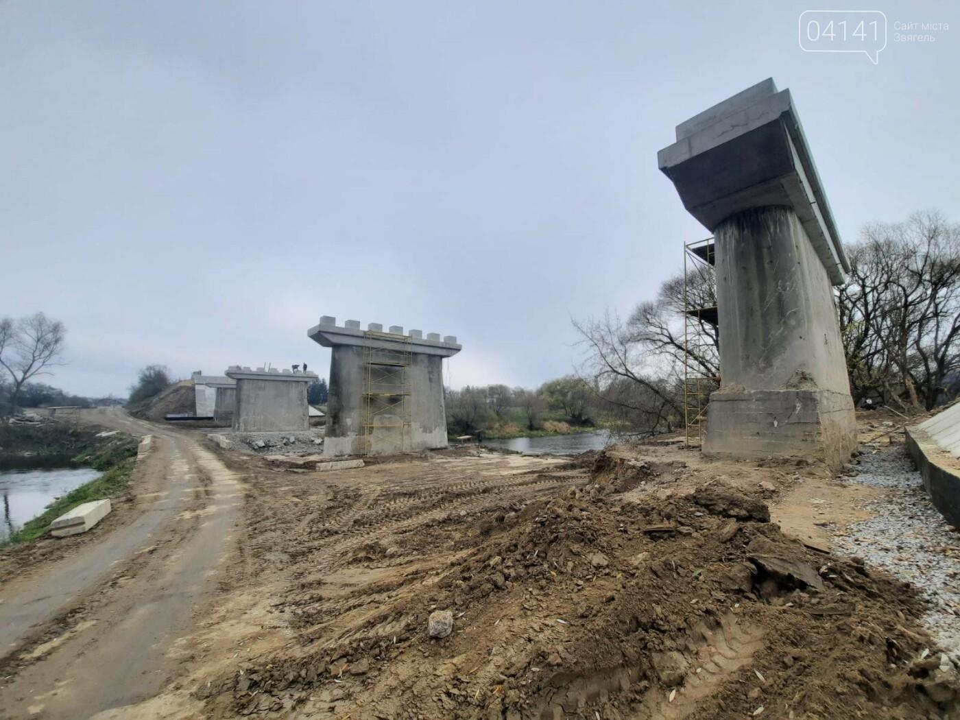 """""""Чижівський міст"""": Як ведеться будівництво моста через річку Случ (ФОТО, ВІДЕО), фото-7"""