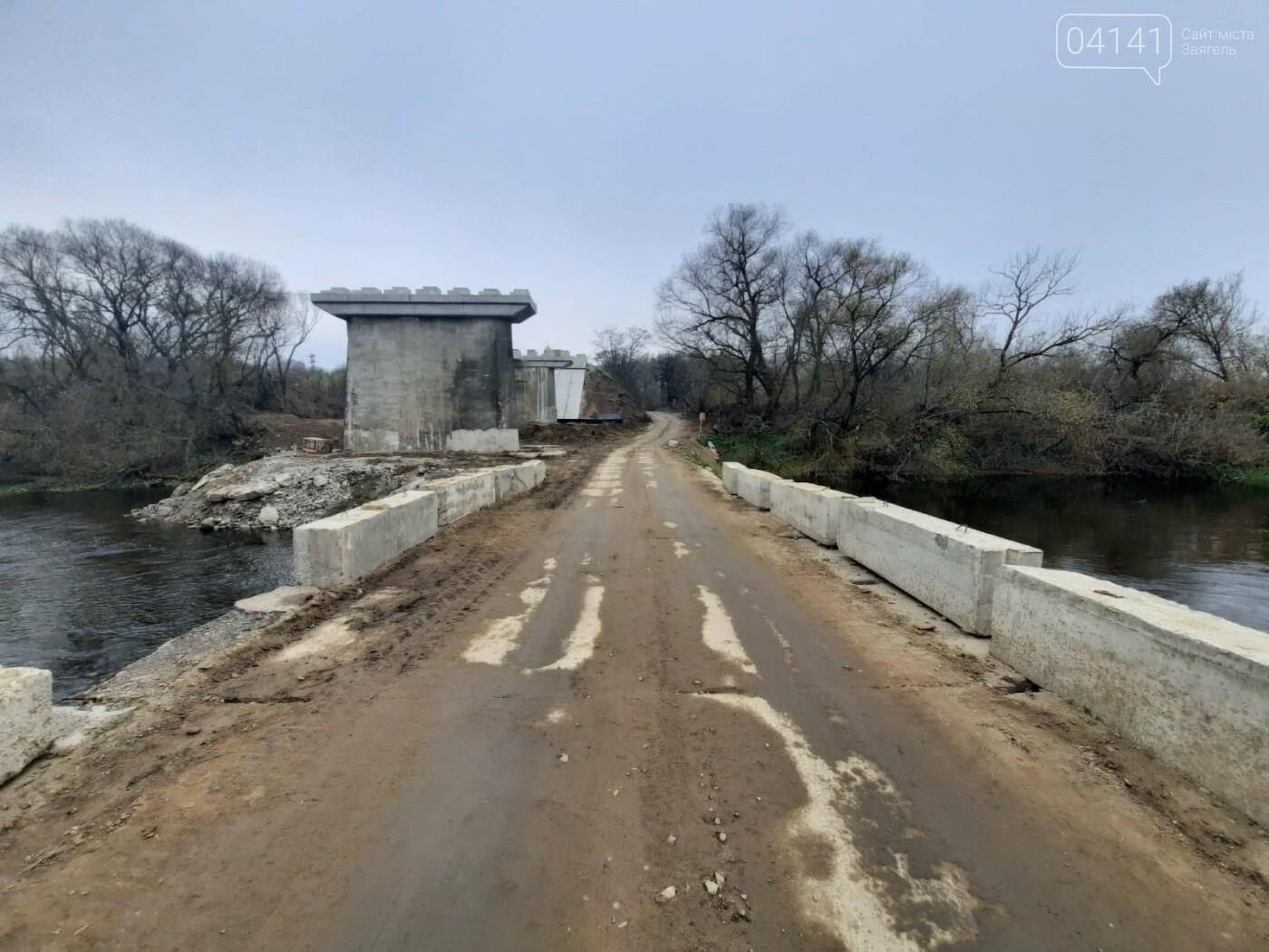 """""""Чижівський міст"""": Як ведеться будівництво моста через річку Случ (ФОТО, ВІДЕО), фото-9"""