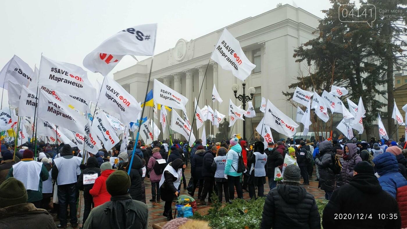 Новоград-волинці мітингують під стінами Верховної Ради , фото-5