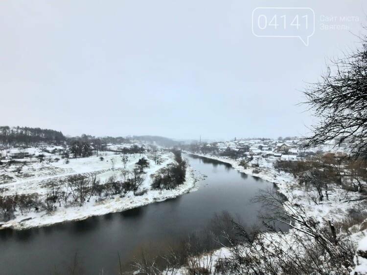Новоград дочекався зими: Як виглядає засніжене місто  , фото-9