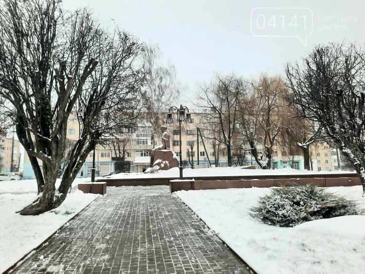 Новоград дочекався зими: Як виглядає засніжене місто  , фото-4