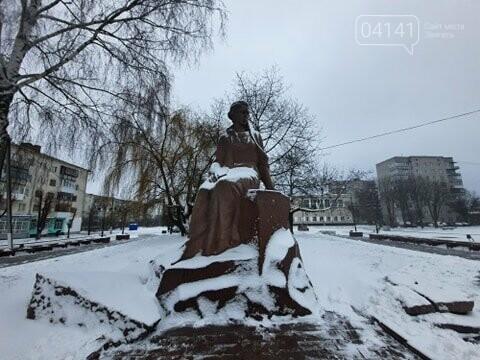 Новоград дочекався зими: Як виглядає засніжене місто  , фото-3