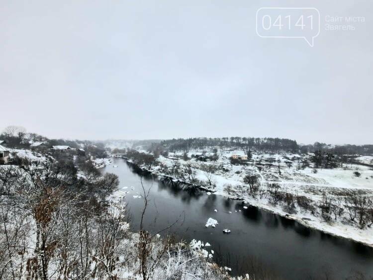 Новоград дочекався зими: Як виглядає засніжене місто  , фото-8