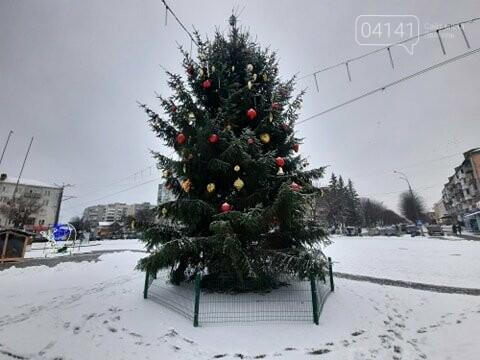 Новоград дочекався зими: Як виглядає засніжене місто  , фото-2