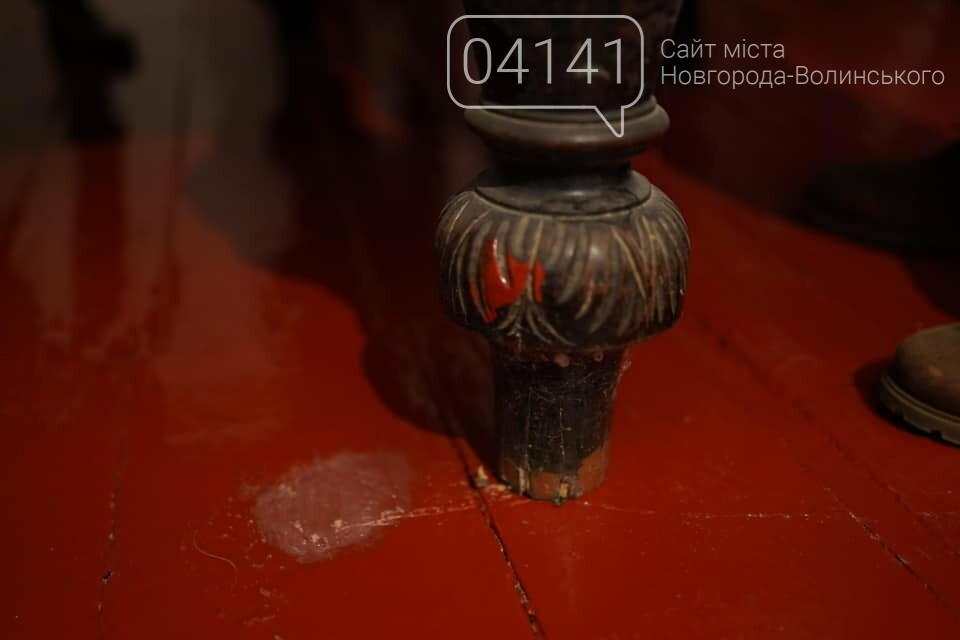 """І тут """"наплужили"""": Голова облради вражений якістю ремонту музею Лесі Українки , фото-3"""
