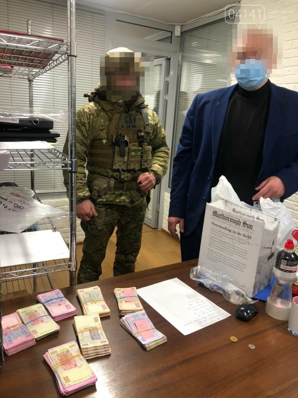 На Новоград-Волинщині прокуратура спільно зі Службою безпеки викрили привласнення державних коштів , фото-1