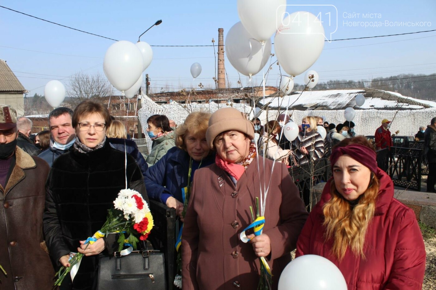 """Квіти, промови і """"ганьба"""": Як у Новограді вшановують Лесю Українку, фото-3"""