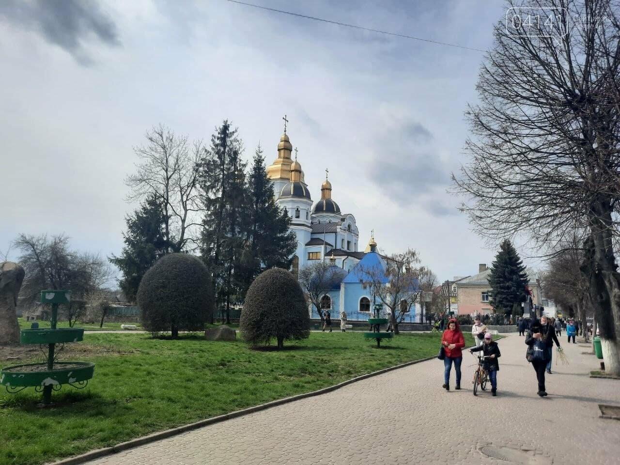 Як у Новограді-Волинському святкують Вербну неділю (ФОТО, ВІДЕО), фото-4