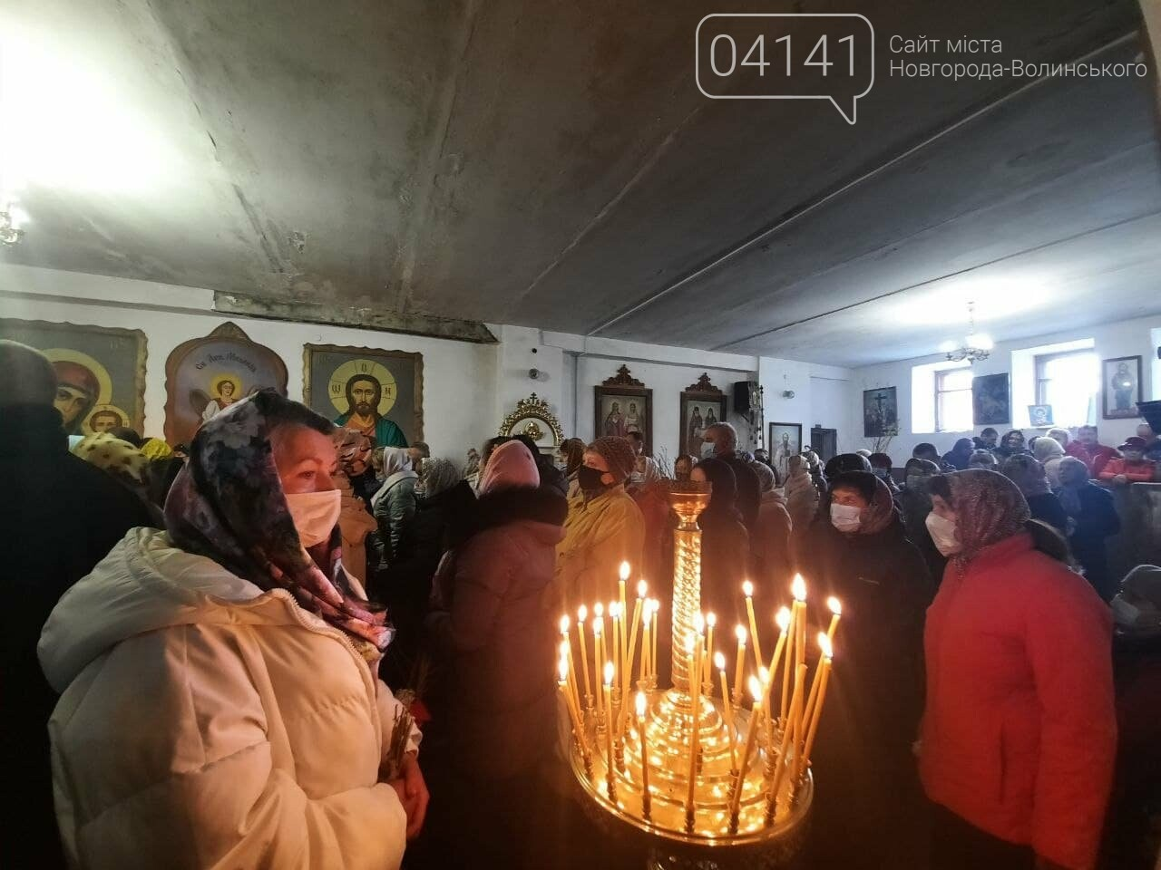 Як у Новограді-Волинському святкують Вербну неділю (ФОТО, ВІДЕО), фото-1