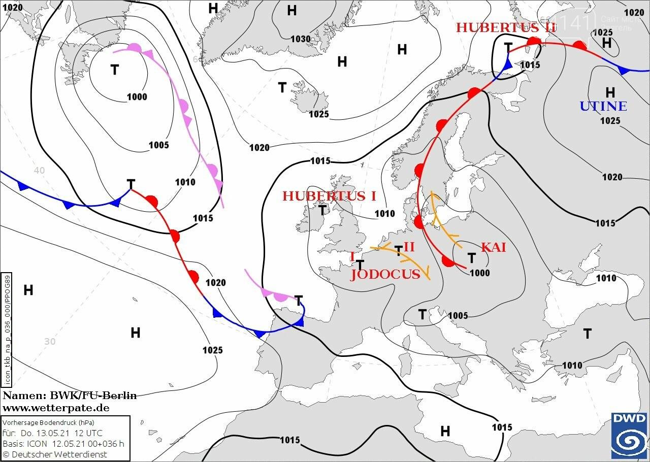 Прогноз погоди на завтра від синоптика Наталки Діденко, фото-2