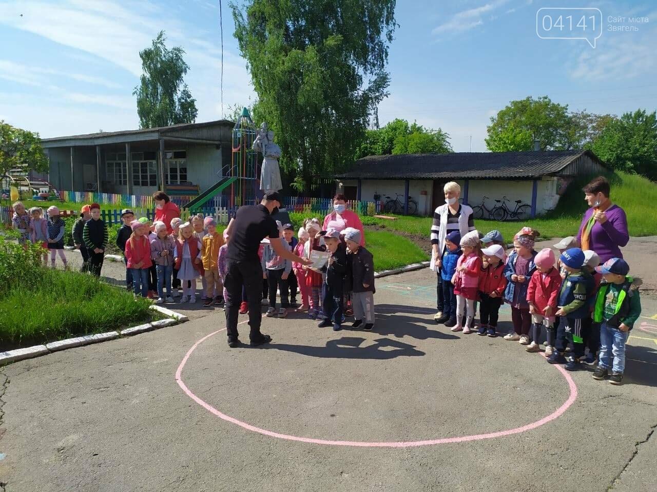 Рятувальники Новоград-Волинщини дітей привчають до безпечної повіедінки , фото-5