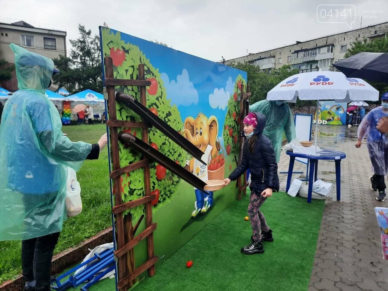 У Новограді-Волинському відбулося Свято Морозива від компанії «Рудь», фото-8