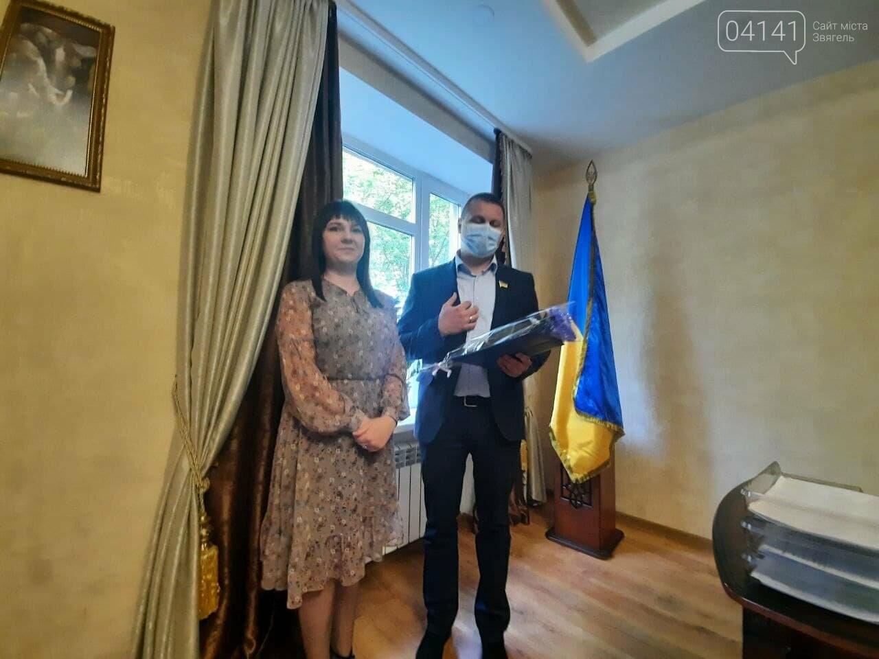 У Новограді привітали журналістів з професійним святом , фото-1