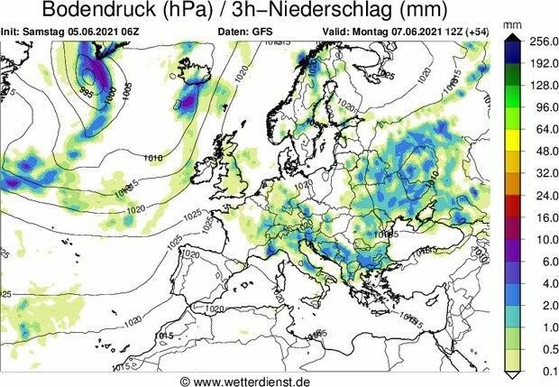 Прогноз погоди на тиждень від синоптика Наталки Діденко, фото-1