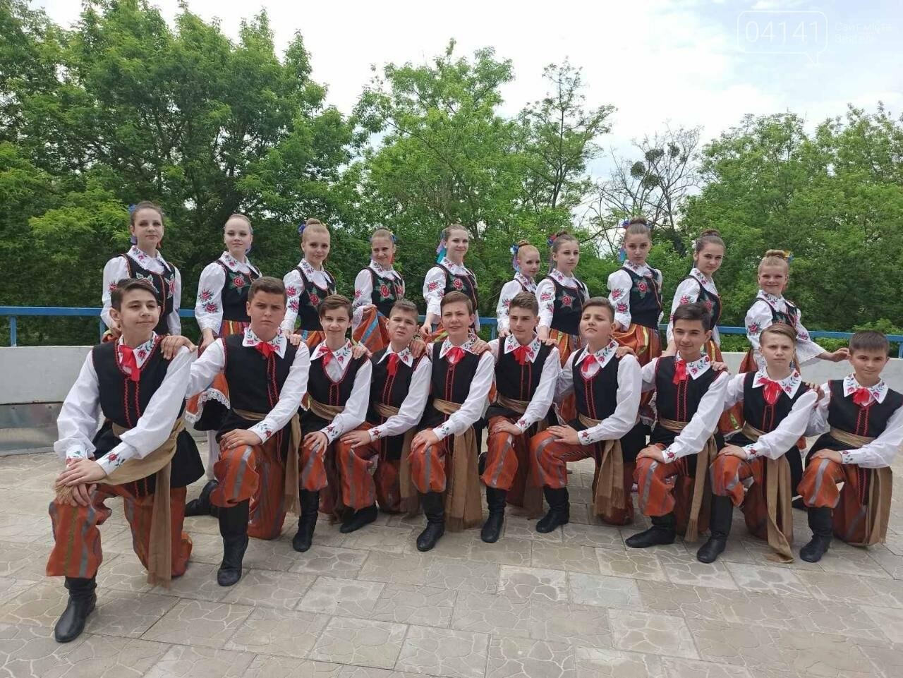 Зразковий ансамбль бального танцю «Грація» здобув чергову перемогу та вкотре прославив рідне місто., фото-1