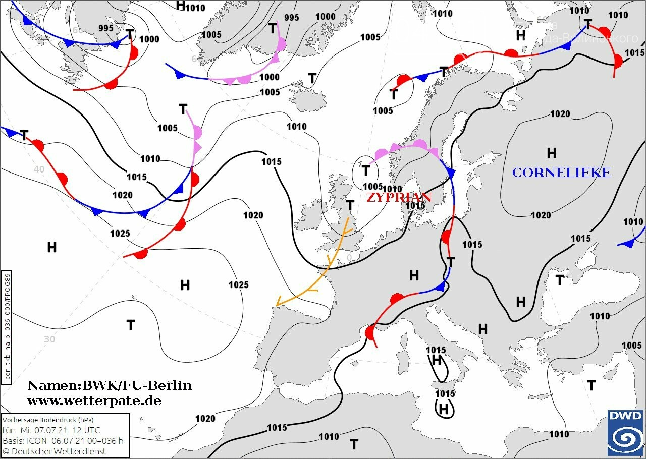 Спека - посилюється!: Прогноз погоди від Наталки Діденко, фото-1