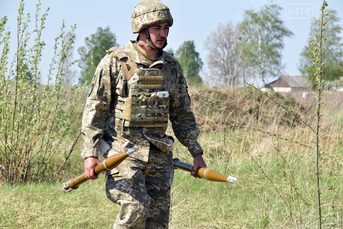«Валять з сапога»: 30-та бригада вдосконалює свою майстерність, фото-2