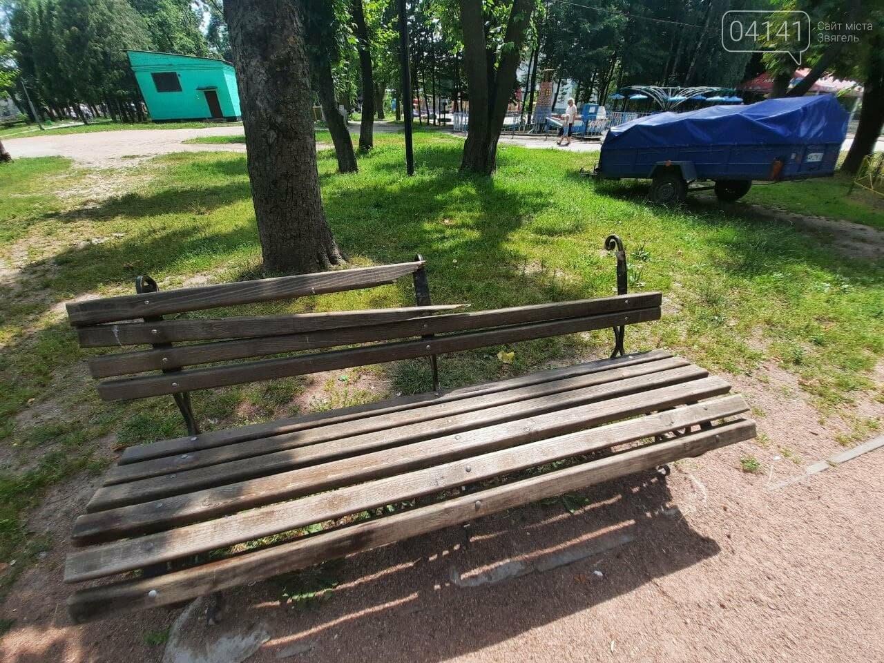 Краще навіть у Чорнобилі: Парк культури та відпочинку в Новограді-Волинському (ФОТО), фото-2
