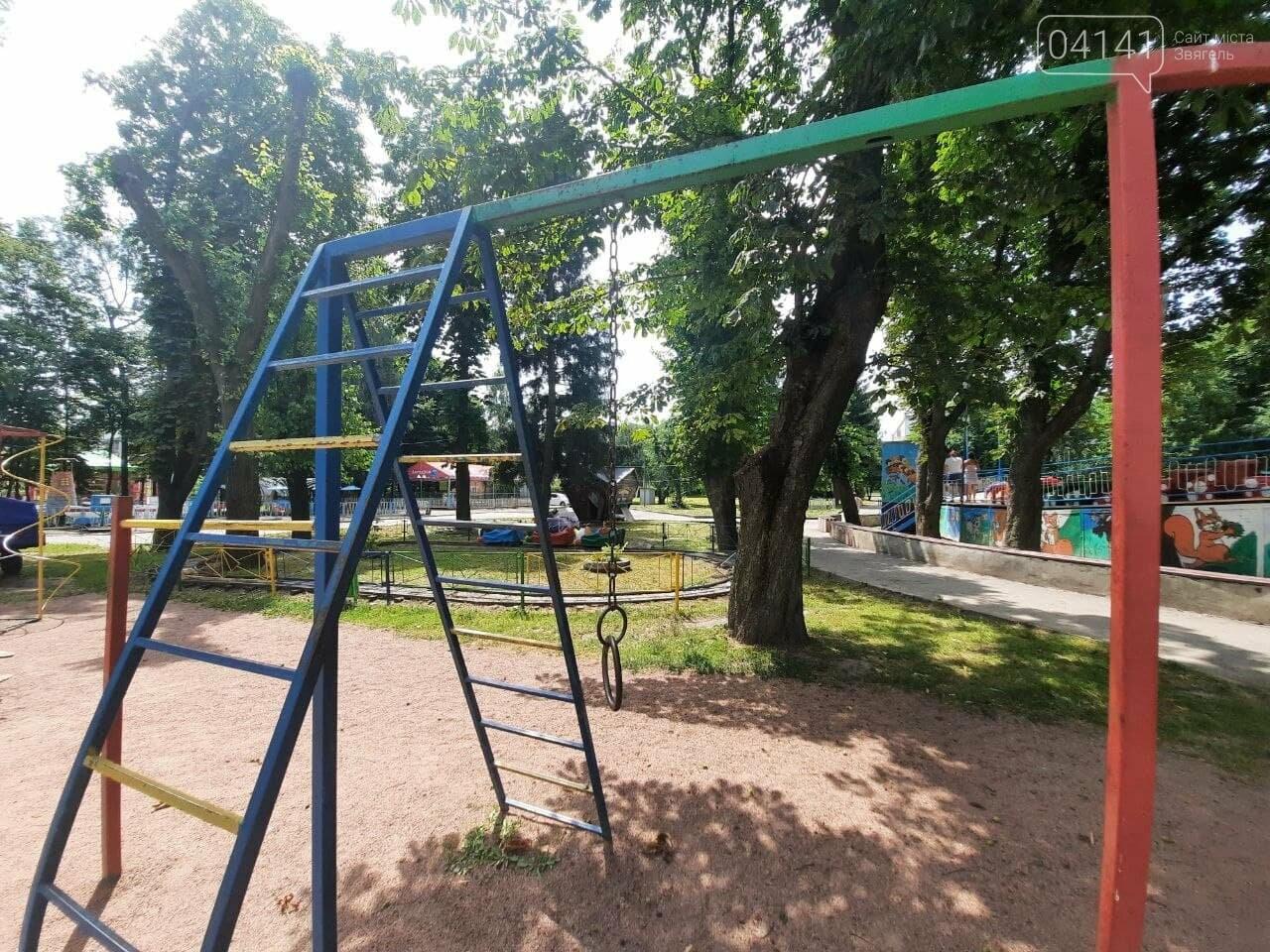 Краще навіть у Чорнобилі: Парк культури та відпочинку в Новограді-Волинському (ФОТО), фото-12
