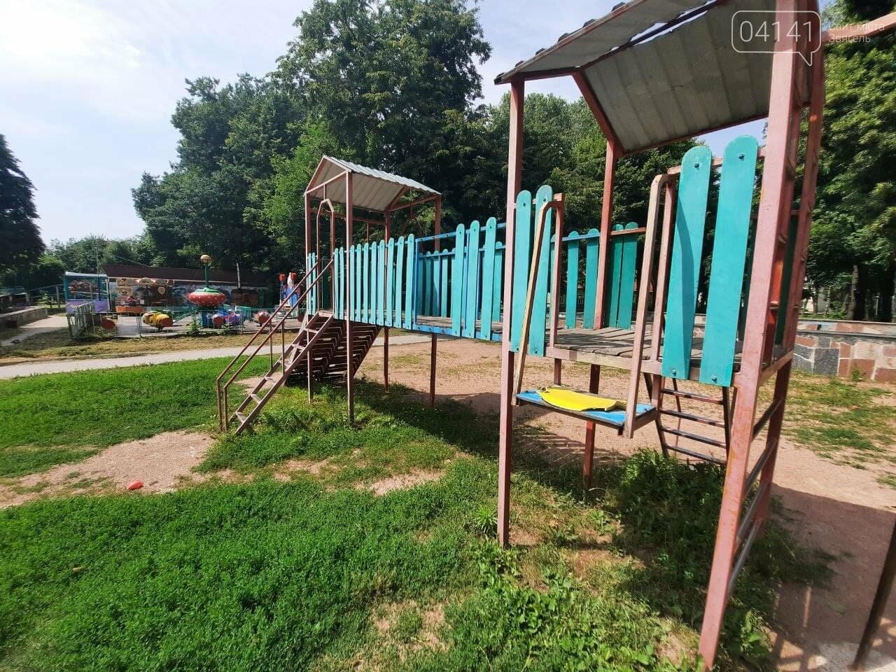 Краще навіть у Чорнобилі: Парк культури та відпочинку в Новограді-Волинському (ФОТО), фото-9