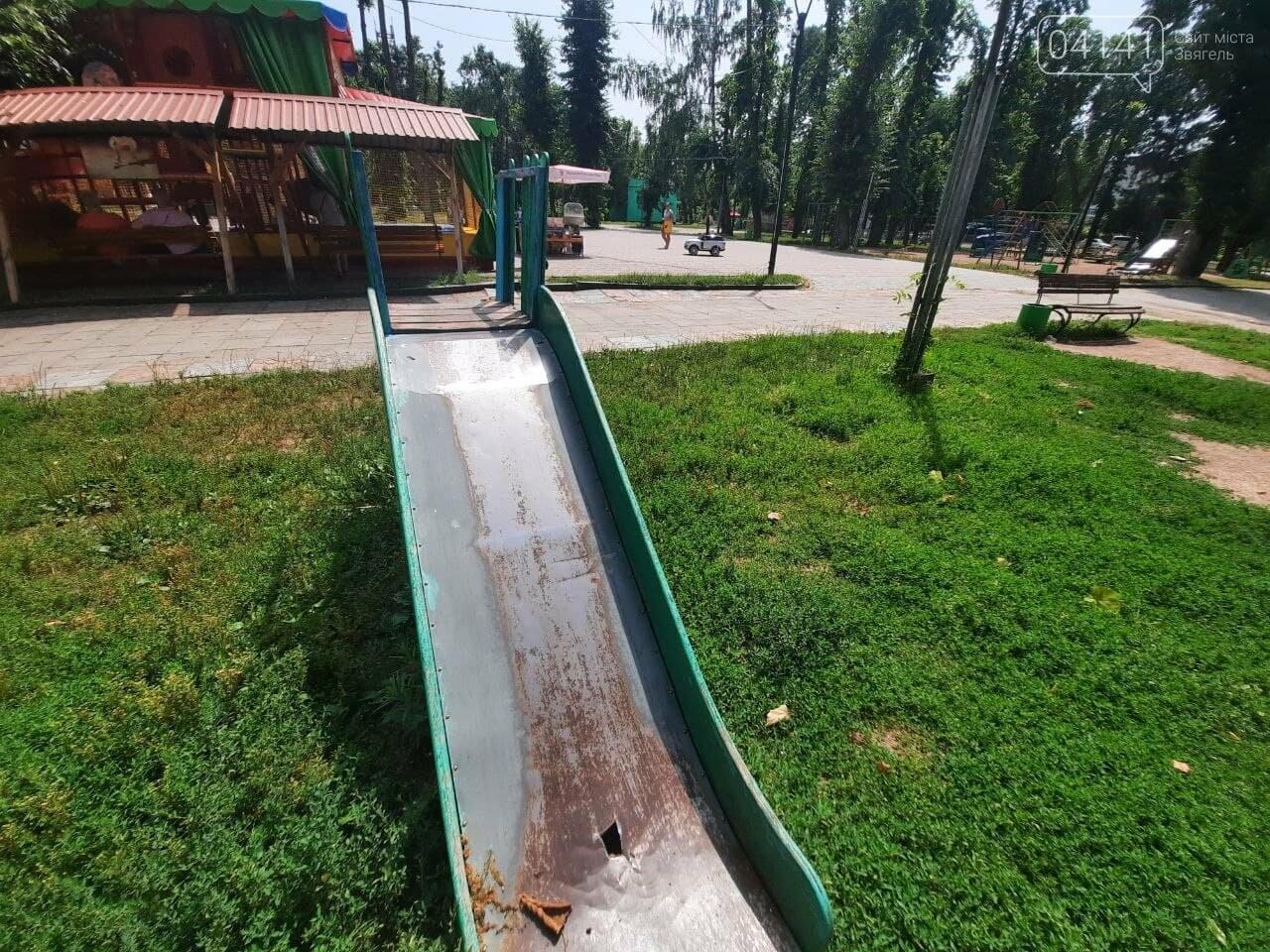Краще навіть у Чорнобилі: Парк культури та відпочинку в Новограді-Волинському (ФОТО), фото-4