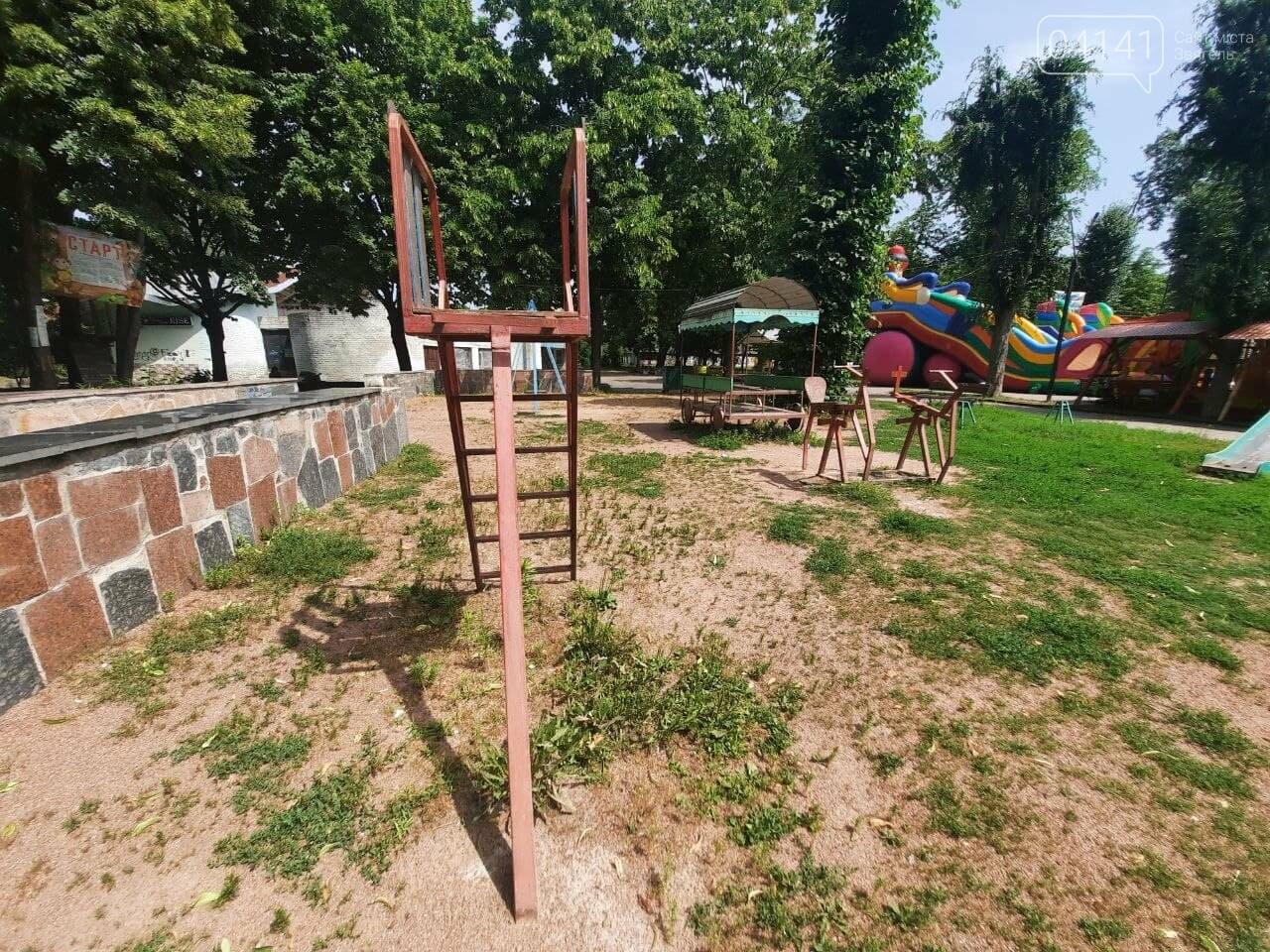 Краще навіть у Чорнобилі: Парк культури та відпочинку в Новограді-Волинському (ФОТО), фото-14