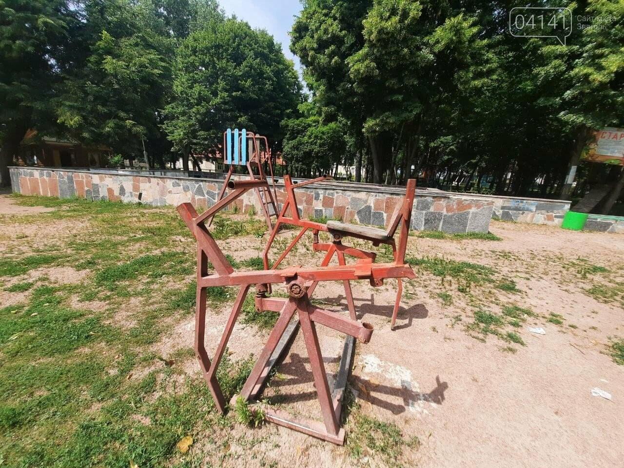 Краще навіть у Чорнобилі: Парк культури та відпочинку в Новограді-Волинському (ФОТО), фото-21