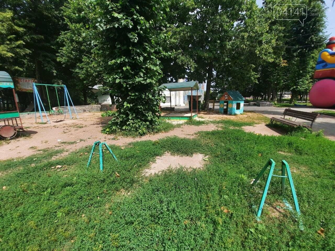 Краще навіть у Чорнобилі: Парк культури та відпочинку в Новограді-Волинському (ФОТО), фото-6