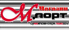 Логотип - М.Порт, продаж комп'ютерів, ремонт побутової та комп'ютерної техніки у Новограді-Волинському