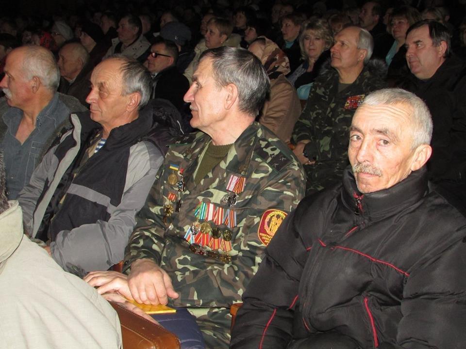 У Новограді-Волинському відбувся концерт «Афганські дороги», фото-1