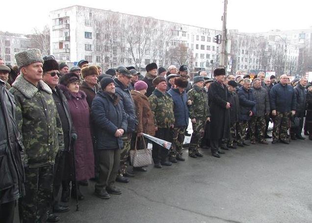 У Новограді-Волинському вшанували учасників бойових дій на території інших держав, фото-2