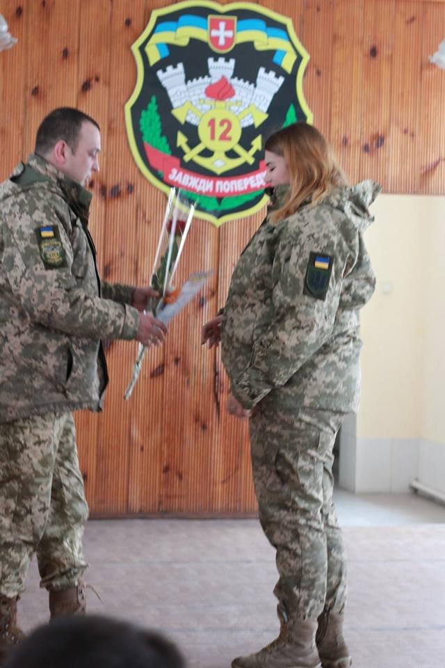 Miss Military Fantasy: Жінки-військовослужбовці Звездюк Настасія та Ващук Оксана представлятимуть 12 ОПОЗ на всеукраїнському рівні, фото-2