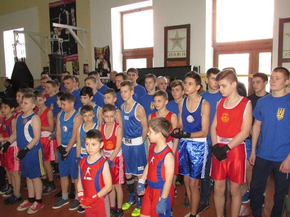 У Новограді-Волинському стартував чемпіонат міста з боксу, фото-1