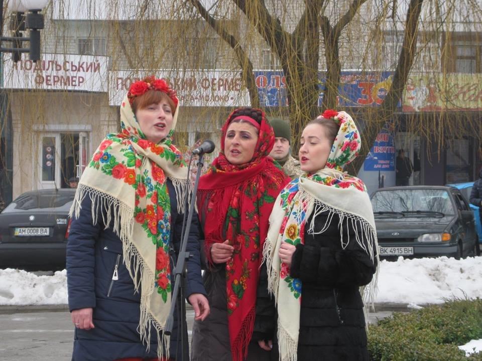 У Новограді-Волинському відзначили 204-ту річницю від дня народження Тараса Шевченка, фото-2
