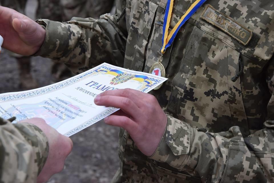 У 30-ій бригаді з Новограда-Волинського відбулися змагання з легкоатлетичного кросу, фото-3