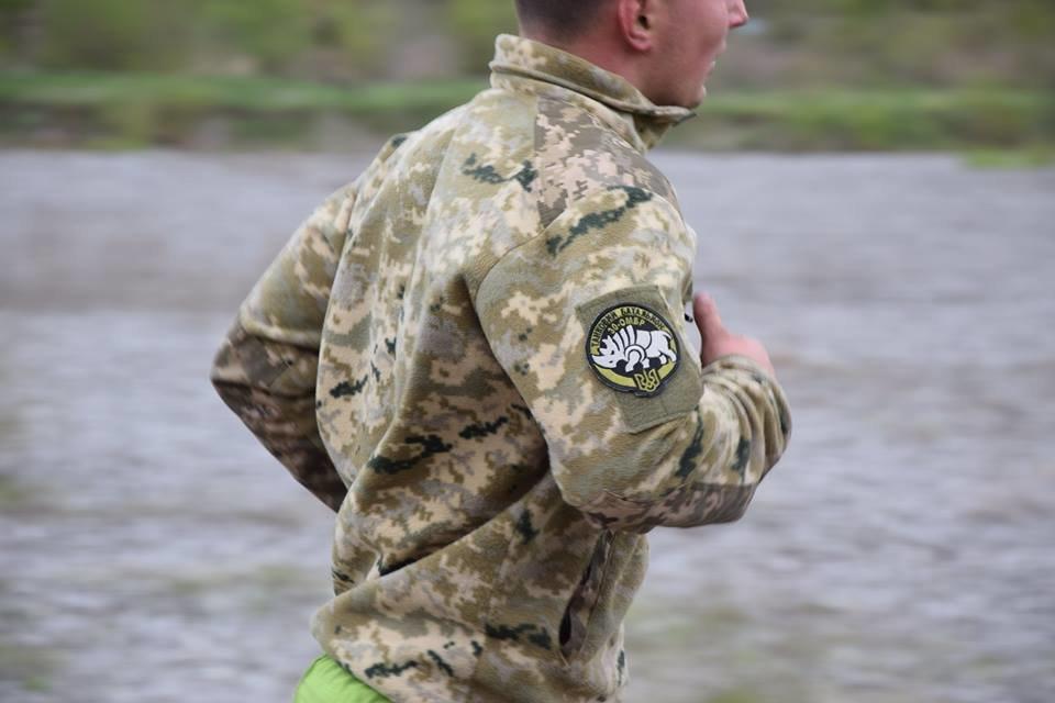 У 30-ій бригаді з Новограда-Волинського відбулися змагання з легкоатлетичного кросу, фото-2
