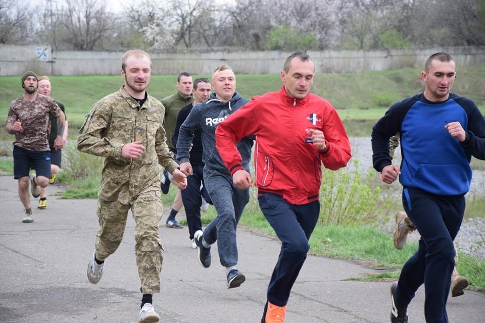 У 30-ій бригаді з Новограда-Волинського відбулися змагання з легкоатлетичного кросу, фото-5