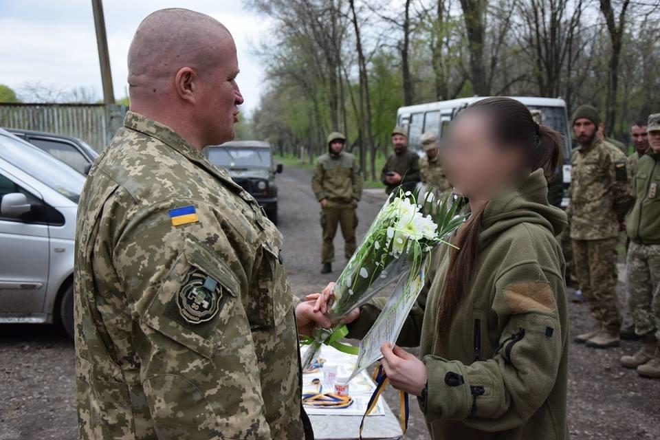 У 30-ій бригаді з Новограда-Волинського відбулися змагання з легкоатлетичного кросу, фото-6