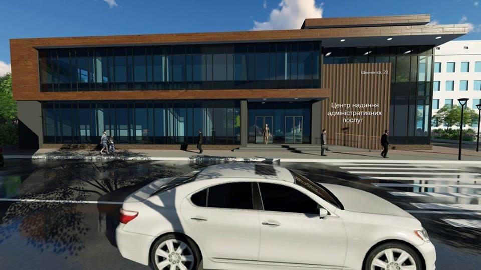 """З'явилися нові зображення """"Прозорого офісу"""", що будується в Новограді-Волинському, фото-4"""