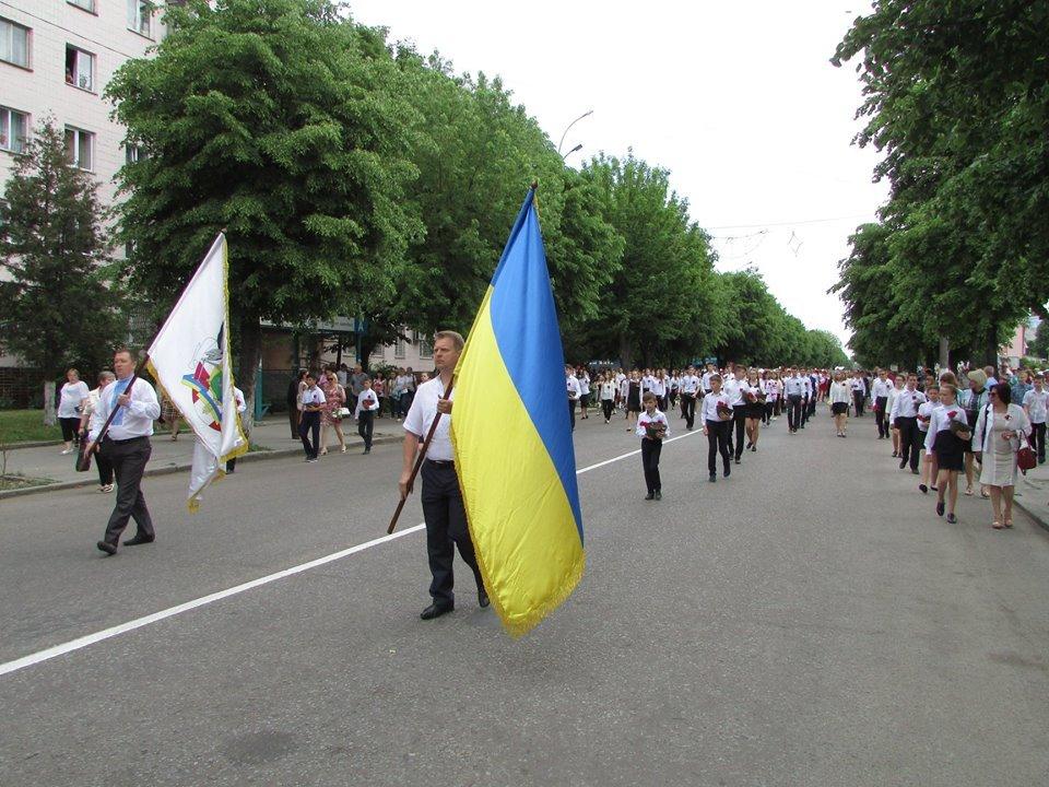 У Новограді-Волинському вшанували пам'ять загиблих у Другій світовій війні, фото-1
