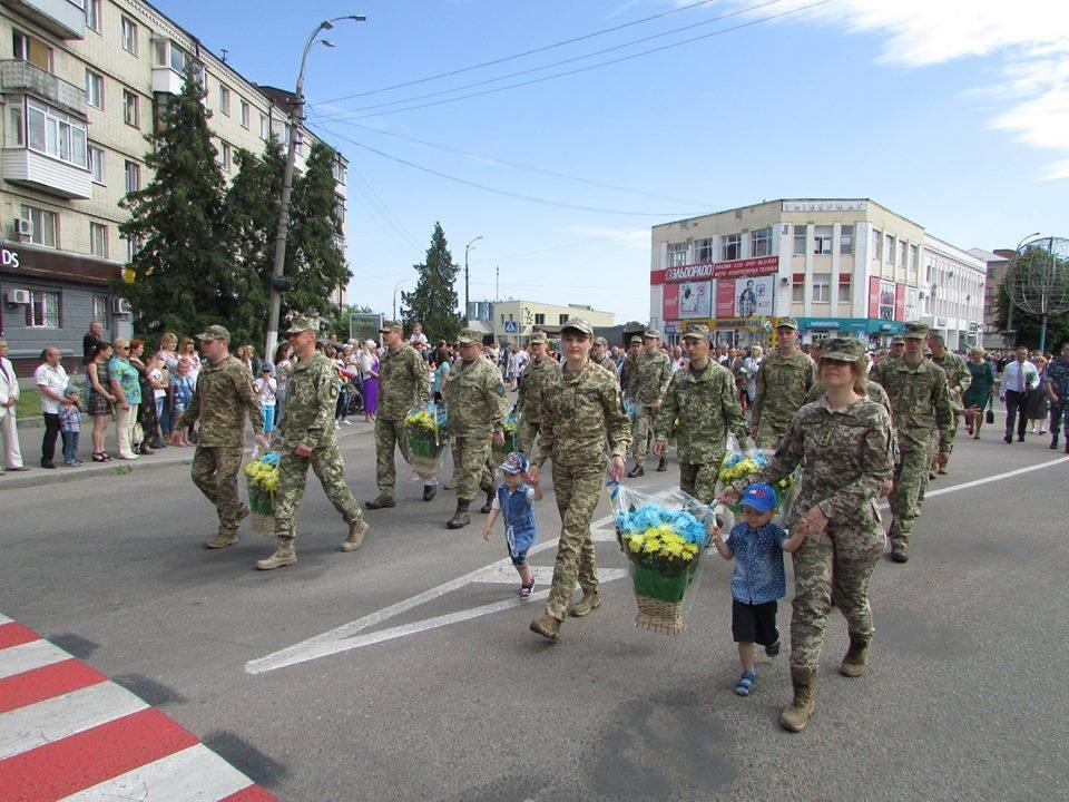У Новограді-Волинському вшанували пам'ять загиблих у Другій світовій війні, фото-5