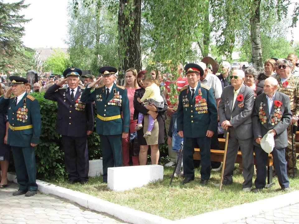 У Новограді-Волинському вшанували пам'ять загиблих у Другій світовій війні, фото-4