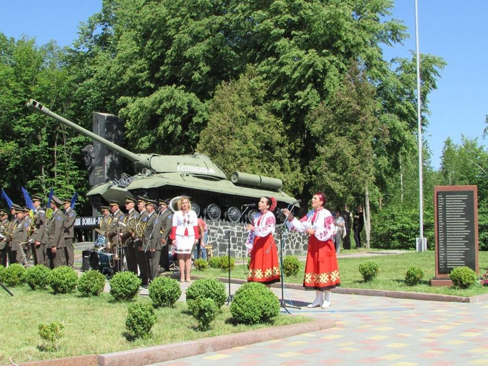 У Новограді-Волинському відзначили День Героїв, фото-1