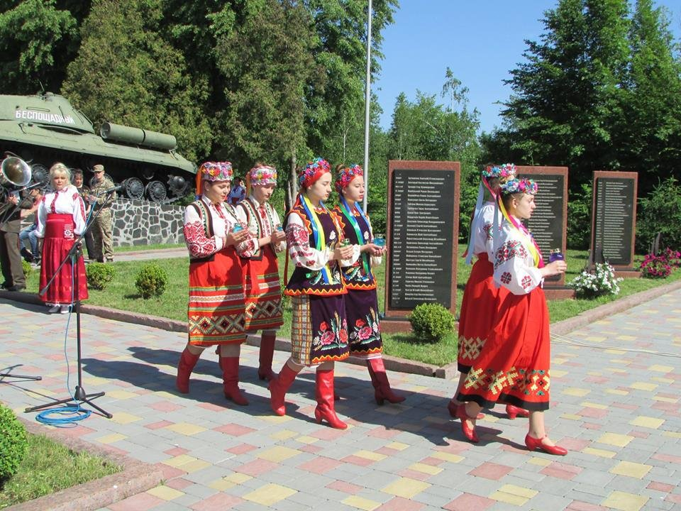 У Новограді-Волинському відзначили День Героїв, фото-3