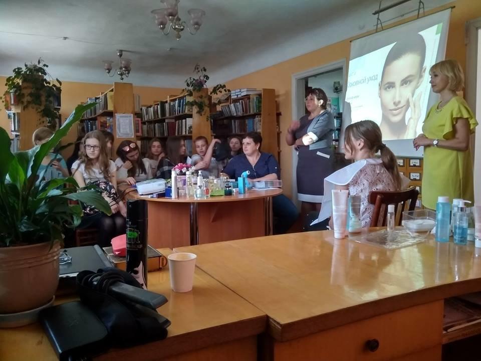 У Новоград – Волинській бібліотеці - філії №2 для дітей пройшла година взаємин «Здорова. Стильна. Мобільна» , фото-5