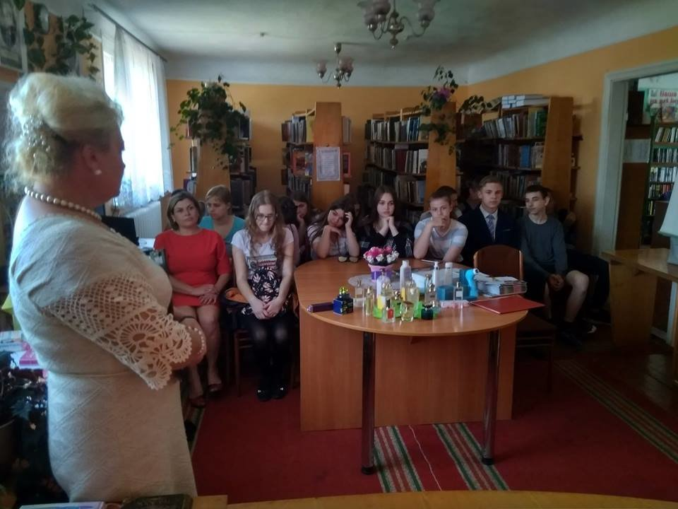 У Новоград – Волинській бібліотеці - філії №2 для дітей пройшла година взаємин «Здорова. Стильна. Мобільна» , фото-3
