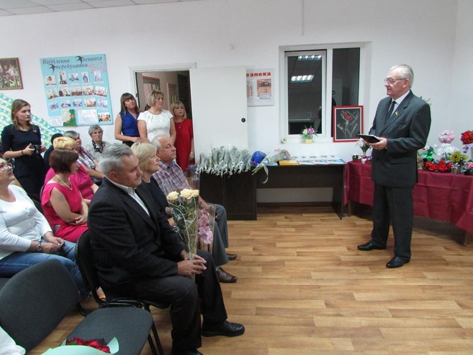 У Новограді-Волинському відбулись урочисті заходи з нагоди 30-річчя від дня створення відділення соціальної допомоги вдома, фото-1