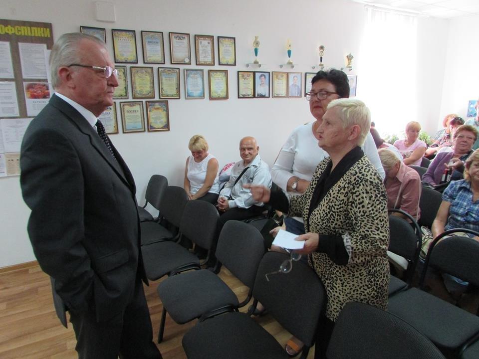 У Новограді-Волинському відбулись урочисті заходи з нагоди 30-річчя від дня створення відділення соціальної допомоги вдома, фото-3