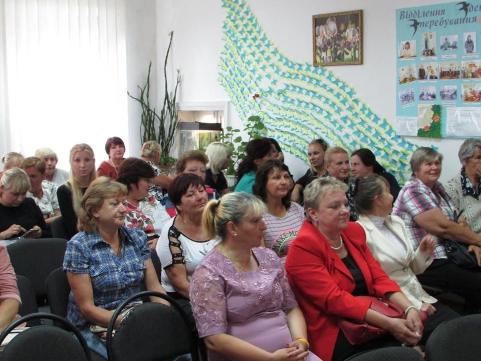 У Новограді-Волинському відбулись урочисті заходи з нагоди 30-річчя від дня створення відділення соціальної допомоги вдома, фото-4