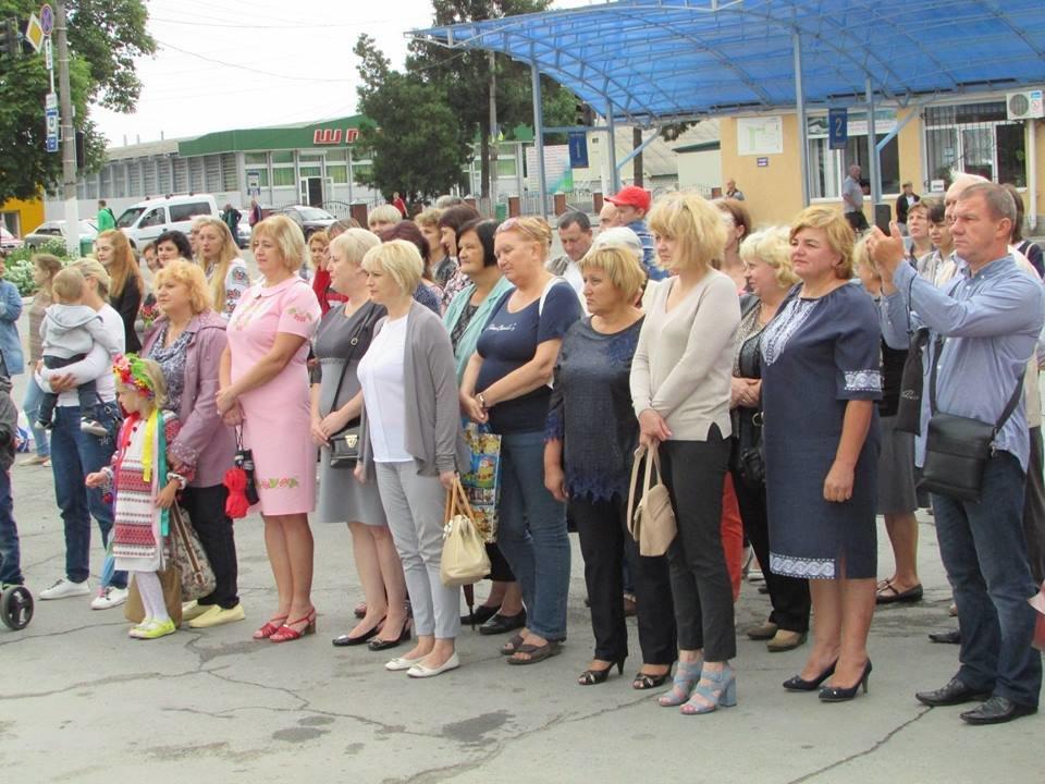 У Новограді-Волинському відзначили 22-у річницю Конституції України, фото-1
